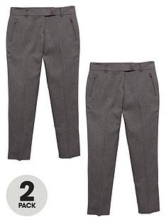 v-by-very-schoolwear-girls-pk2-skinny-trousers-plus-fit