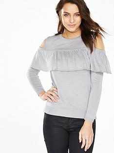 v-by-very-cold-shoulder-ruffle-front-jumper
