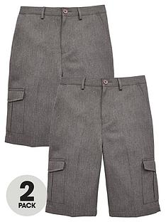 v-by-very-boys-2-pack-combat-school-shorts