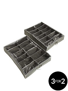 ideal-underbed-shoe-organiser