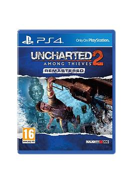 Playstation 4 Uncharted 2  Among Thieves  Ps4