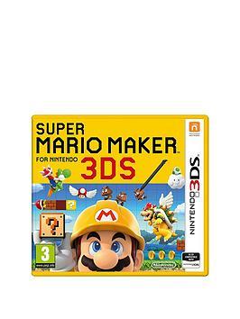 Nintendo 3Ds Super Mario Maker  3Ds