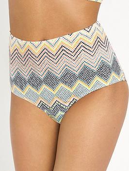 Vero Moda Lisa High Waist Bikini Brief