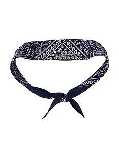 river-island-embellished-neck-tie-choker