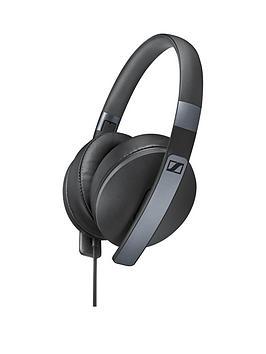 sennheiser-hd-420-s-over-ear-headphones-with-mic-black