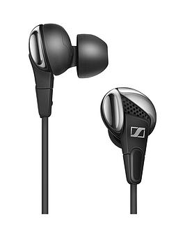 Sennheiser Cxc 700 Travel InEar Headphones With Active Noise Cancelling  Black
