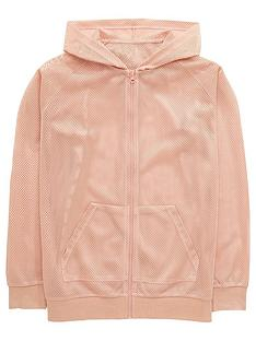 v-by-very-girls-airtex-over-sized-hooded-bomber-jacket
