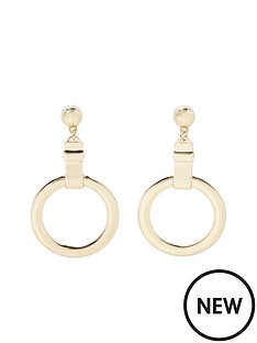 river-island-tab-drop-stud-earring