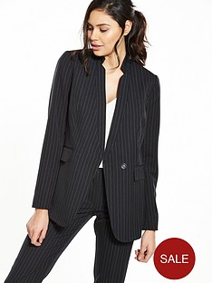 v-by-very-tailored-pinstripe-notch-neck-jacket