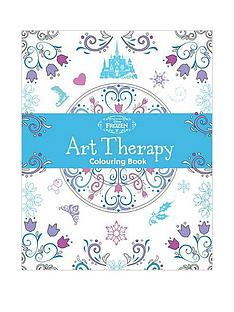 disney-frozen-art-therapy-colouring-book