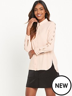 river-island-long-sleeve-embellished-shirt-light-pink