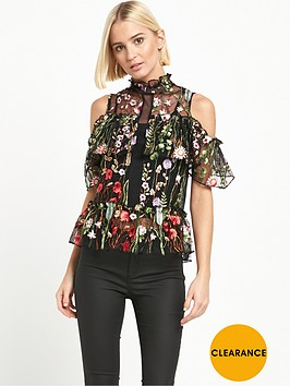 river-island-river-island-embroidered-cold-shoulder-top