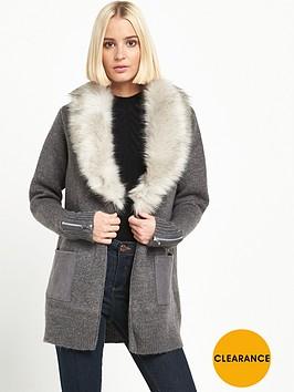river-island-cardigan-with-faux-fur-trim