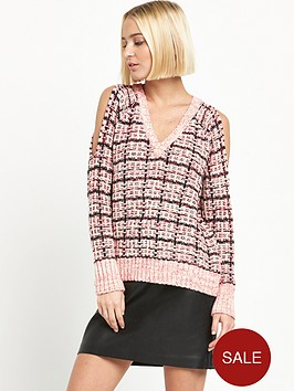 river-island-pink-check-jumper