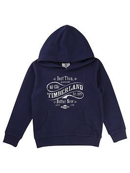 Timberland Overhead Hooded Sweat Top