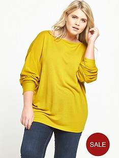 ri-plus-batwing-t-shirt-yellow