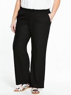 so-fabulous-curve-wide-leg-linen-trouser-black