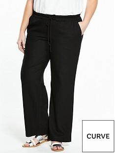 v-by-very-curve-curve-wide-leg-linen-trouser-black