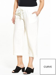 v-by-very-curve-curve-linen-cropped-trouser-white