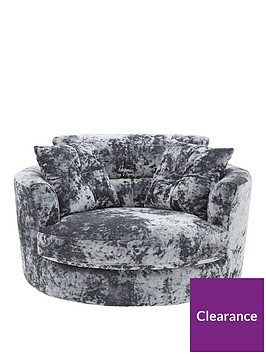 bellininbspfabric-swivel-chair