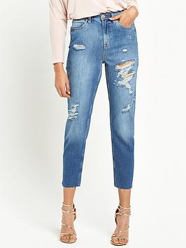 river-island-mom-jean-with-rips