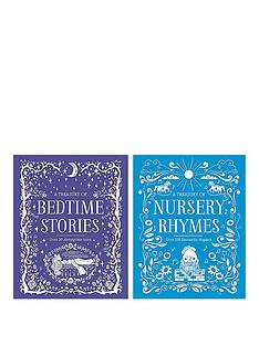 a-treasury-of-bedtime-stories-amp-nursery-rhymes-book