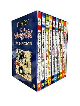 diary-of-a-wimpy-kid-collection-10-book-set