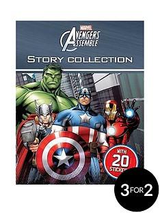 marvel-marvel-avengers-assemble-story-collection