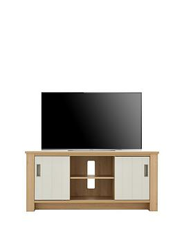 Consort Gemini Assembled Tv Unit Holds 42 Inch Tv