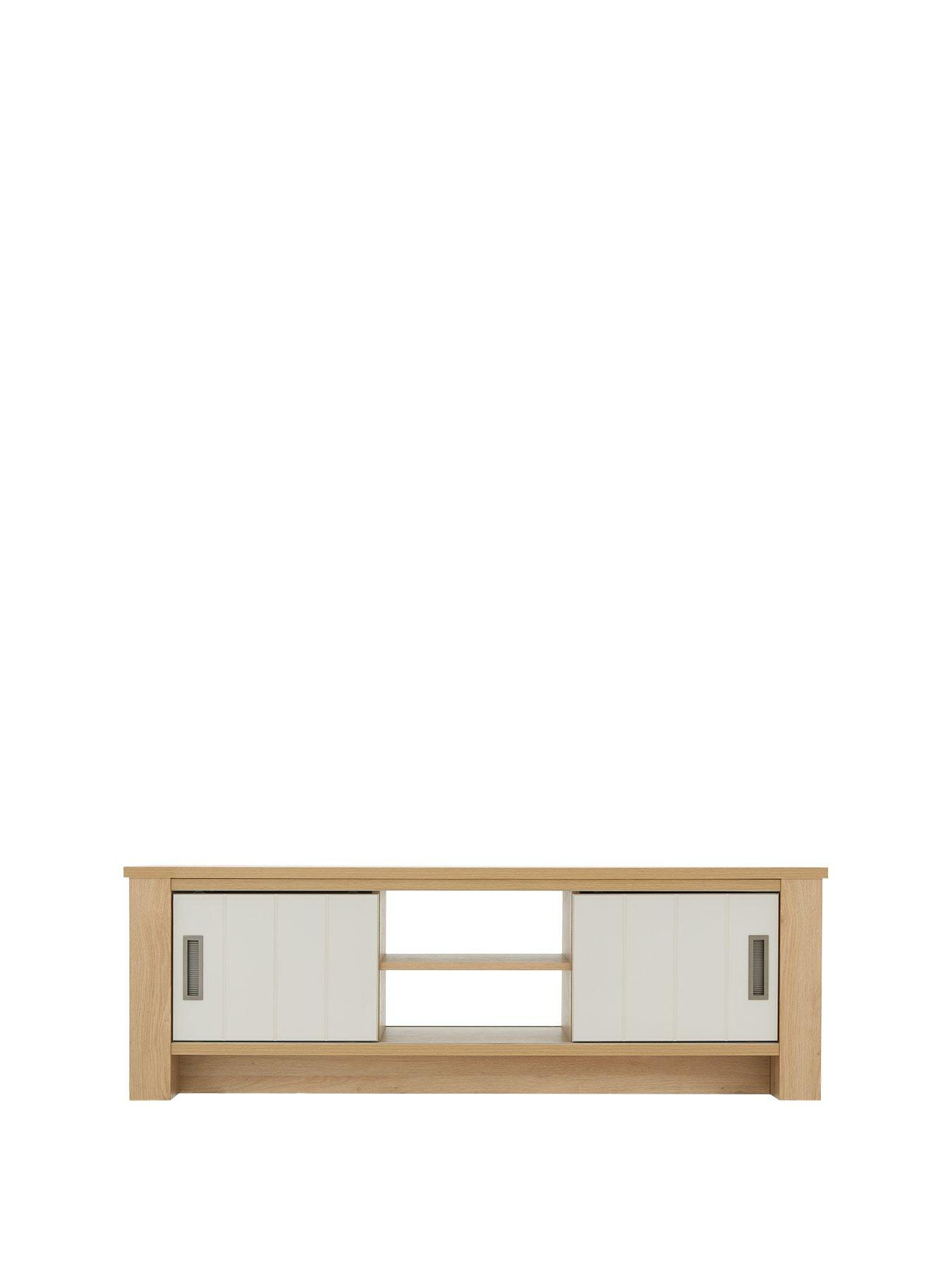 Consort Gemini Ready Assembled Coffee Table