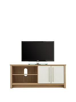 Consort Suri Ready Assembled Tv Unit Fits Up To 52 Inch Tv