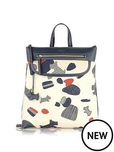 radley-radley-dash-dog-large-zip-top-backpack