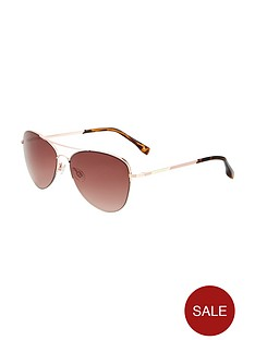 karen-millen-aviator-style-sunglasses