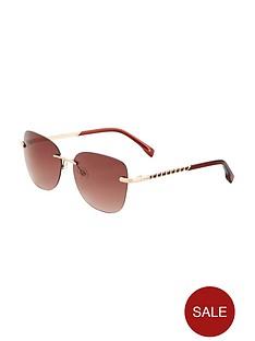 karen-millen-pilot-sunglasses