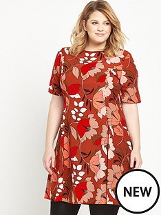 alice-you-printed-skater-dress