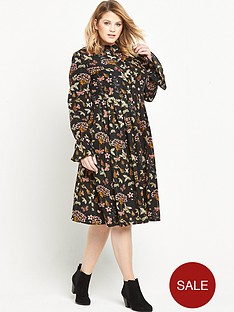 alice-you-printed-midi-dress