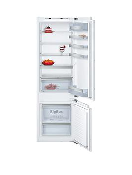Neff Ki6873F30G 55Cm Integrated Fridge Freezer