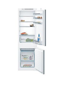 Bosch Serie 4 Kiv86Vs30G 55Cm Integrated Fridge Freezer