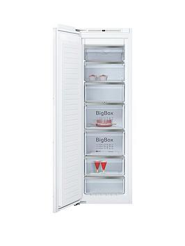 Neff Gi7813E30G 55Cm Frost Free Integrated Upright Freezer