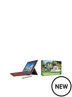 microsoft-microsoftnbspsurface-pro-4-intelreg-coretrade-i5-processor-8gb-ram-256gb-solid-state-drive-tablet-wi-fi-123-with-xbox-one-s-500gb-console-with-fifa