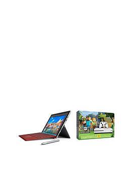 microsoft-microsoftnbspsurface-pro-4-intelreg-coretrade-i7-processor-16gb-ram-256gb-storage-wi-fi-123-inch-tablet-with-xbox-one-s-500gb-console-with-fifa