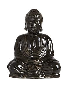 ceramic-buddha-in-black