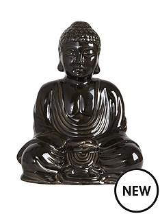 ceramic-buddha-in-black