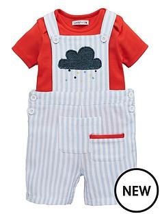 ladybird-baby-boys-ticking-stripe-dungaree-amp-bodysuit-set