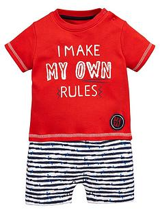 ladybird-baby-boys-rules-romper-set