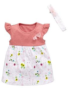 ladybird-baby-girls-bunny-dress-and-headband-set