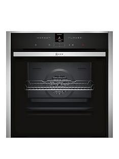 neff-b47cr32n0b-60cm-slideamphidereg-single-oven-with-with-circothermregnbsp--stainless-steel