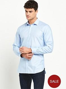 ted-baker-ted-baker-elias-small-check-longsleeve-shirt