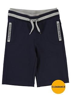 boss-fleece-jogger-short