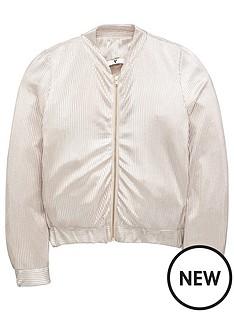 v-by-very-girls-lightweightnbspmetallic-bomber-jacket